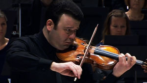 Viulutaiteilija Vadim Gluzman RSOn solistina 10.10.2014.