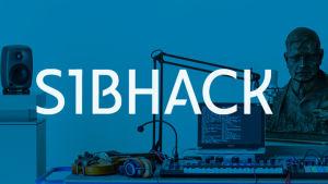 SibHack-tapahtuman 17.-19.10.2014 logo.