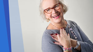 Musiikkitoimittaja Iris Mattila