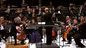 Radion sinfoniaorkesterin konsertti 21.1.2015