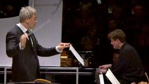 Radion sinfoniaorkesterin konsertti 18.3.2015