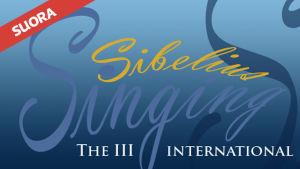 III Kansainvälinen Sibelius-laulukilpailu käydään Järvenpäässä 19.-25.4.2015.