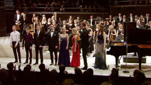 Radion sinfoniaorkesterin nuorten solistien konsertti 2015