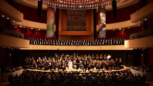 BBCn sinfoniaorkesteri Lahden Sibeliustalossa