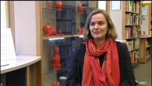 Författaren Annika Luther