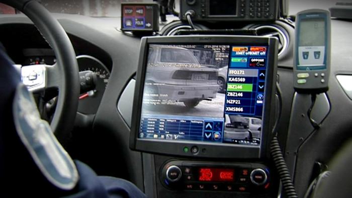 Nya Svenska Polisbilar Nya Kameror i Polisbilar