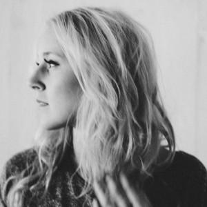 Musikern Frida Andersson.