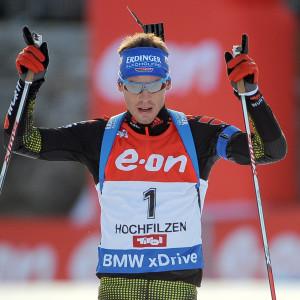 Simon Schempp i spåret.