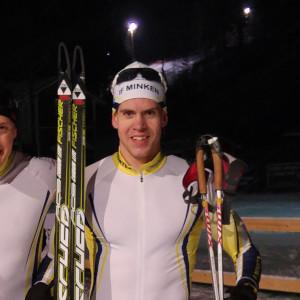 Toni Ketelä och Christoffer Lindvall får köra världscup i Lahtis.