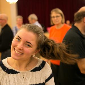 Janina Sved har dansat sedan hon var barn.