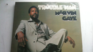 Marvin Gaye: Trouble Man