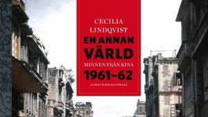 pärmen till Cecilia Lindqvist: En annan värld