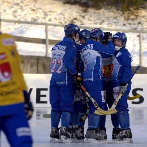 Finland slog Sverige i VM-semifinalen.