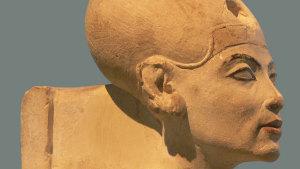 Nefertiti är känd för sin skönhet