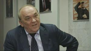 Viktor Baranets, rysk militärexpert.