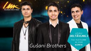 Gusani Brothers i UMK.