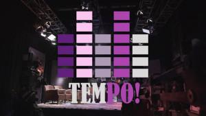 Musikprogrammet Tempo produceras av Arcada studeran