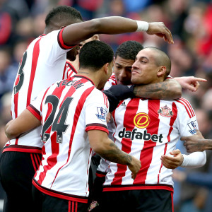 Sunderland sänkte Manchester United.