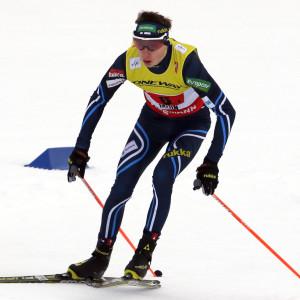 Jim Härtull i VM i Falun