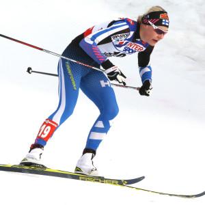 Anne Kyllönen i Falun 2015.