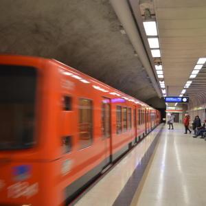 Kampens metrostation