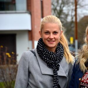 Karin Storbacka och Jeanine Nygård.