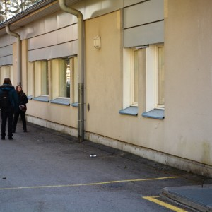 Vårberga skola och Kevätkummun koulu i Borgå