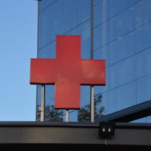 Den nya akuten vid Vasa centralsjukhus