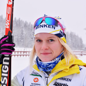 Andrea Julin, IF Minken, januari 2016.