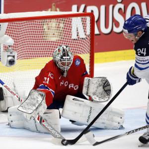 Joonas Kemppainen mot Lars Volden, Finland-Norge, VM 2015.