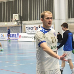 Sten Toomla från HC West.
