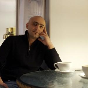Ali Al-dolaimi söker asyl i Åbo