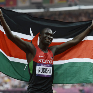 David Rudisha, OS 2012