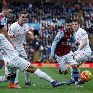 Liverpool körde över Aston Villa fullständigt.