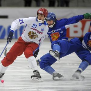 FIN-RUS i bandy