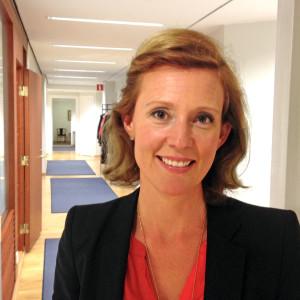 Christina Dahlblom är företagare, styrelseproffs och politiskt aktiv inom SFP.