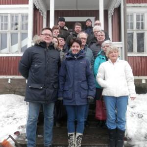 Många föreningar använder  Samlingshuset i Vestersundsby