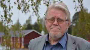 Lars Sund är en av Vegas sommarpratare 2015
