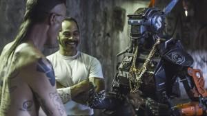 Roboten Chappie