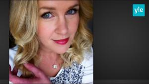 Hannah Norrena är programledare på Radio Vega.