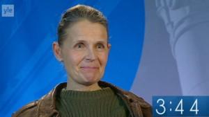Johanna Sirén-Kaplas från Hangö ställer upp i riksdagsvalet för Förändring 2011. - 14-svyle-2175425501b2a7963a9