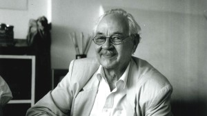 Den svenske författaren Lennart Hellsing