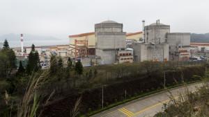 Kärnkraftverket Daya Bay i Kina.