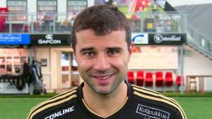 Alexej Eremenko Junior spelar numera för SJK.