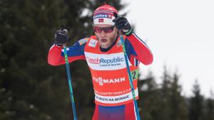 Martin Johnsrud Sundby.