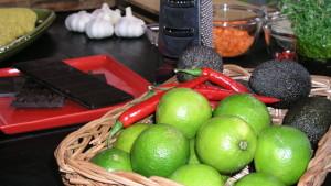 Ingredienser till en mole