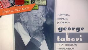Ur programhäftet till Tammerfors teatersommar 1995.
