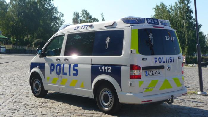 Svenska Polisens Bilar Polisens Nya Bilar Har