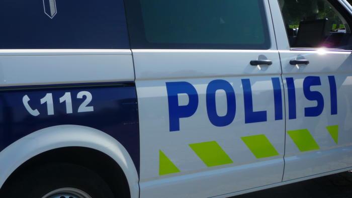 Svenska Polisens Bilar Arkivbild Polisens Nya Bilar