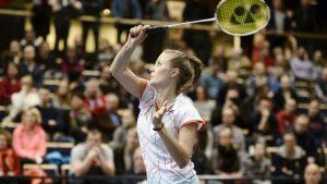 Nanna Vainio har fullt fokus på att ta sig till OS i sommar.